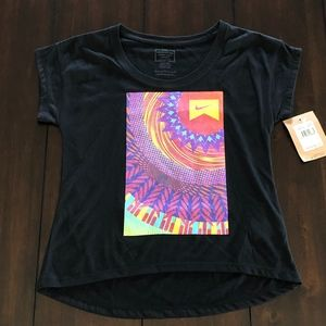 NWT NIKE KIDS YOUTH GIRL FLOWER T-SHIRT SZ SMALL